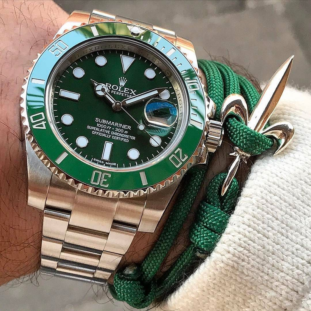rolex replica submariner 116610lv assemblato originale