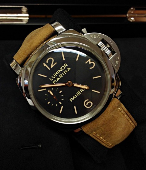 Panerai replica Luminor 1950 PAM00422 3 Days 47mm-2