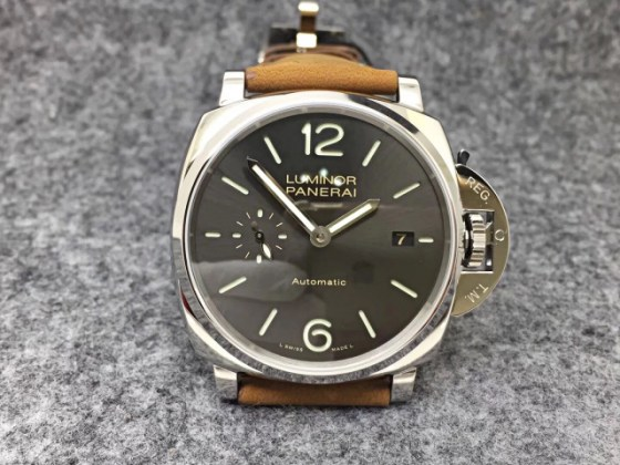 REPLICA PANERAI PAM 904 LUMINOR DUE 42 3 DAYS WITH SUPER CLONE XXXIV MOVEMENT