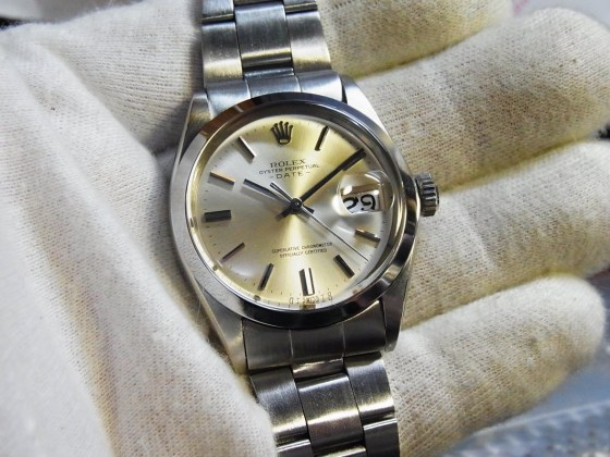 rolex replica 1500 oyster date vintage